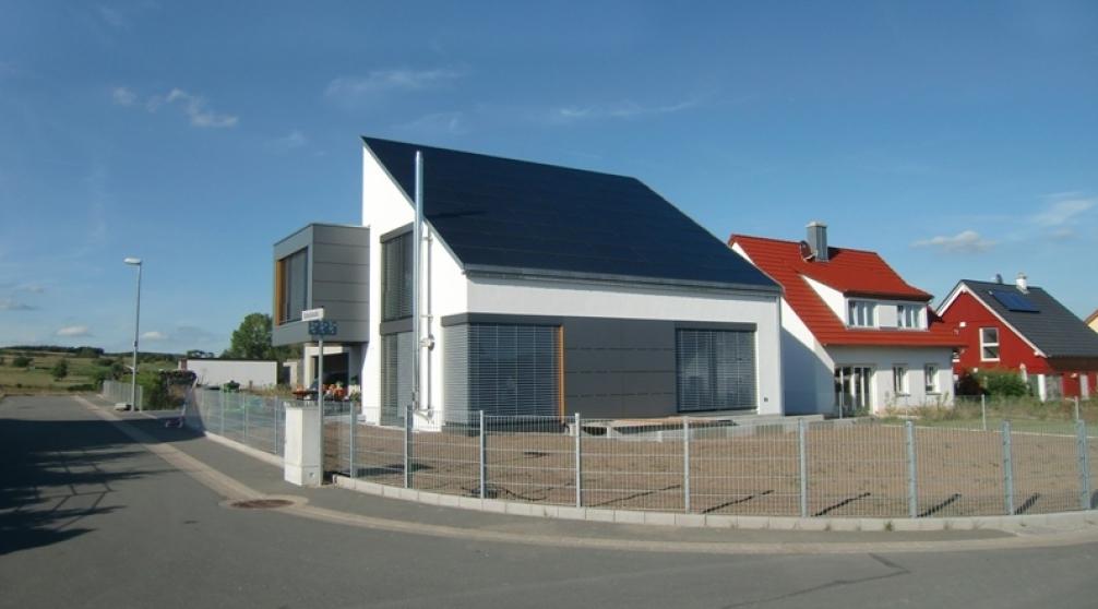Casa in legno bayern germania - Casa in germania ...