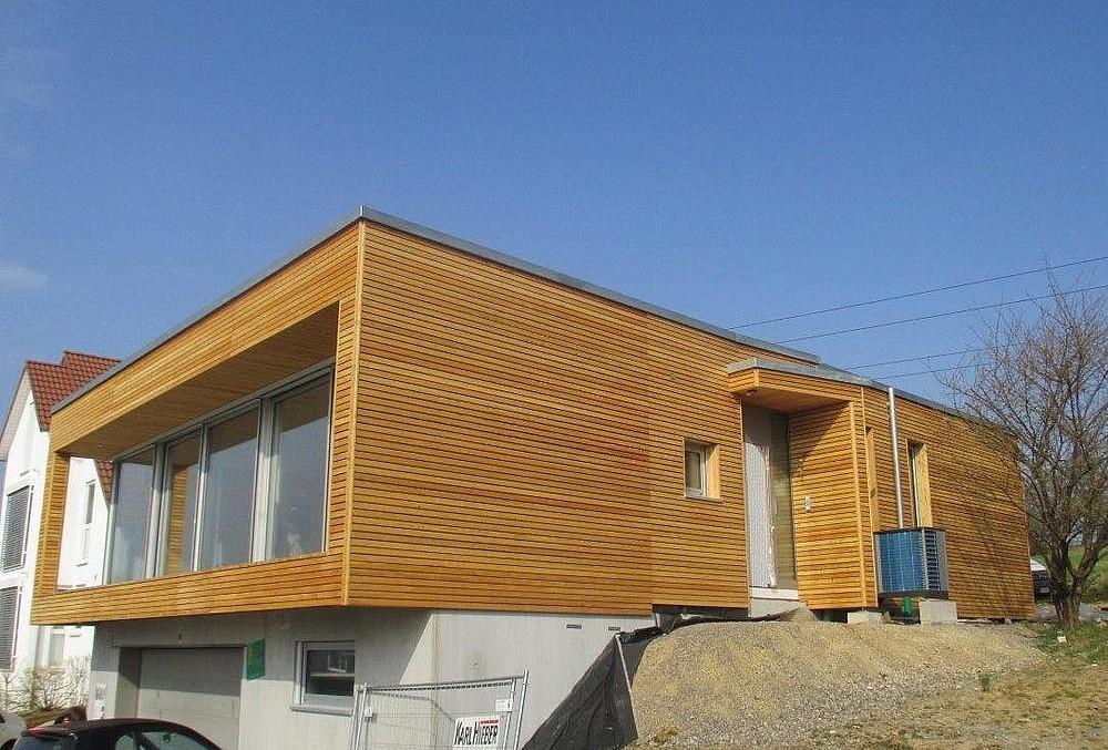 Casa in legno enzkreis germania - Casa in germania ...