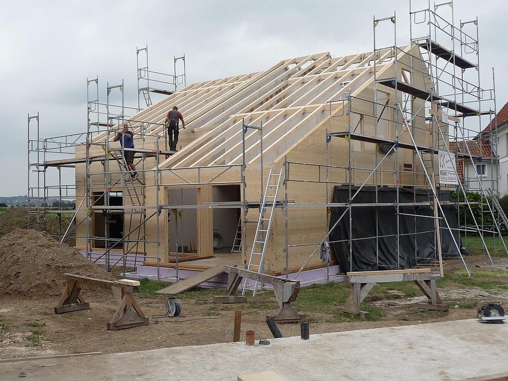 Casa in legno niedersachsen germania - Casa in germania ...