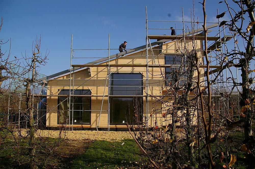 Casa in legno nordrhein westfalen germania - Casa in germania ...