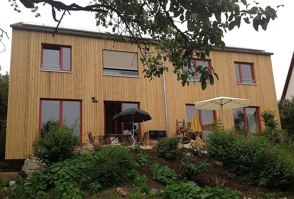Casa in legno n rnberger landl germania - Casa in germania ...