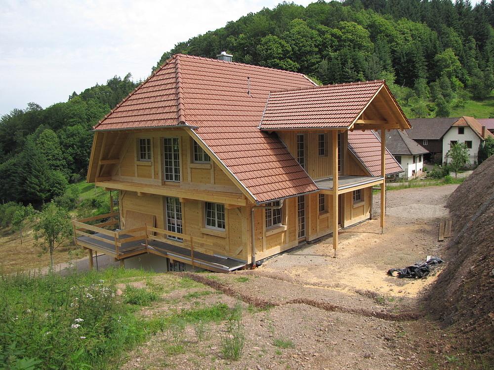 Casa in legno schwarzwald germania - Casa in germania ...