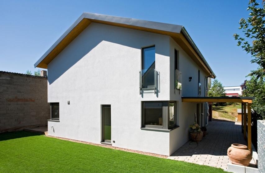Casa in legno unterfranken germania - Casa in germania ...