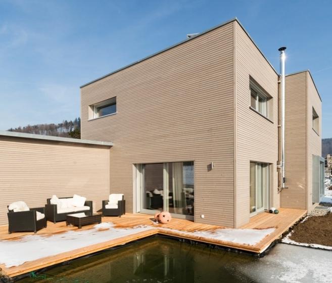 Casa in Legno - Kirchleerau - Svizzera